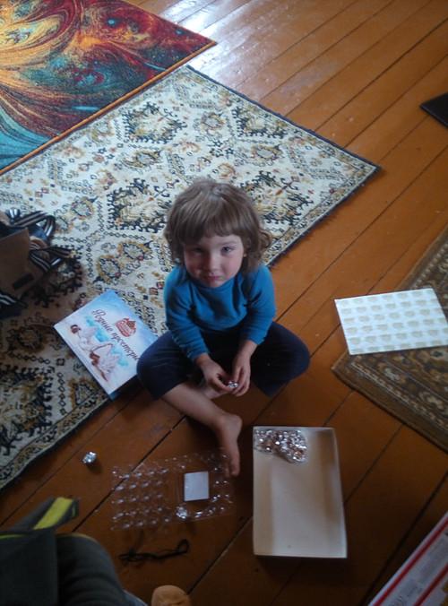 Ничто не предвещало хорошего дня… или День Подарков